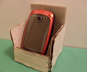 10-Minute Cell Phone Holder