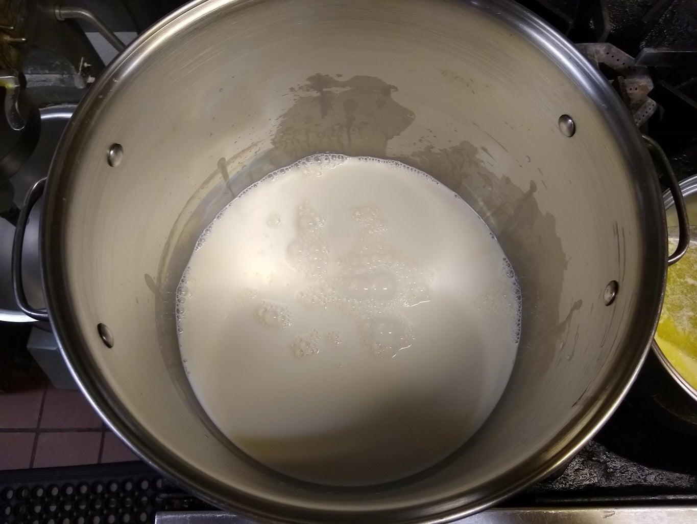 Step 3: Cream Combination