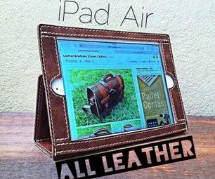 Leather IPad Air Case