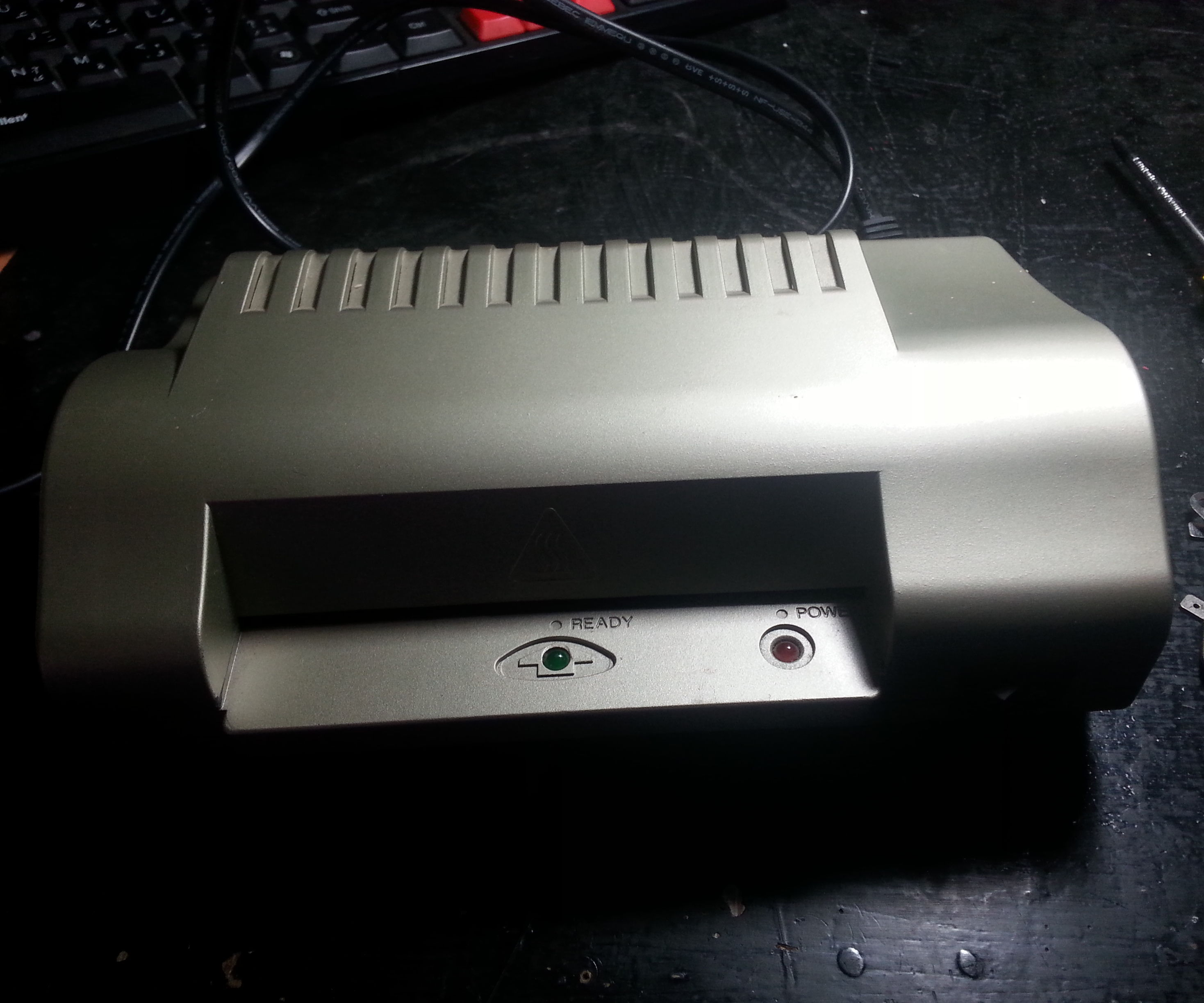 PCB Laminator on the Cheap