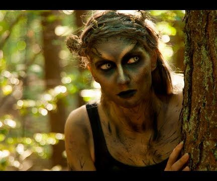 Game of Thrones - Children of the Forest Inspired Makeup