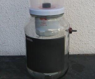 Build a Better Harvey Oil Filter