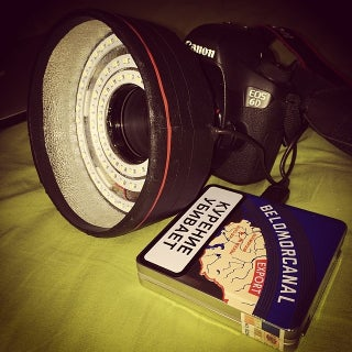 Build Ring Light for Your Camera