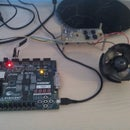 Controlling the direction and speed of a DC motor with LabVIEW and FPGA
