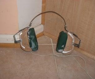 From Speakers to Headphones