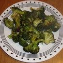 Easy Oven Roasted Broccoli