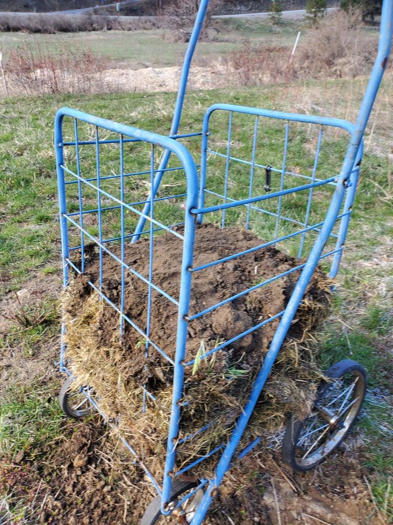 Portable Compost Bin/Garden