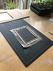 Making the Front Piece