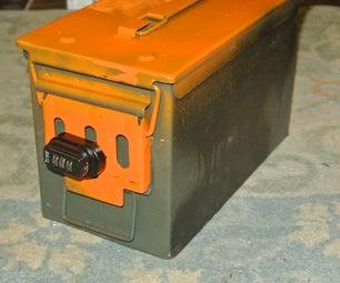 DIY Lockable Ammo Case