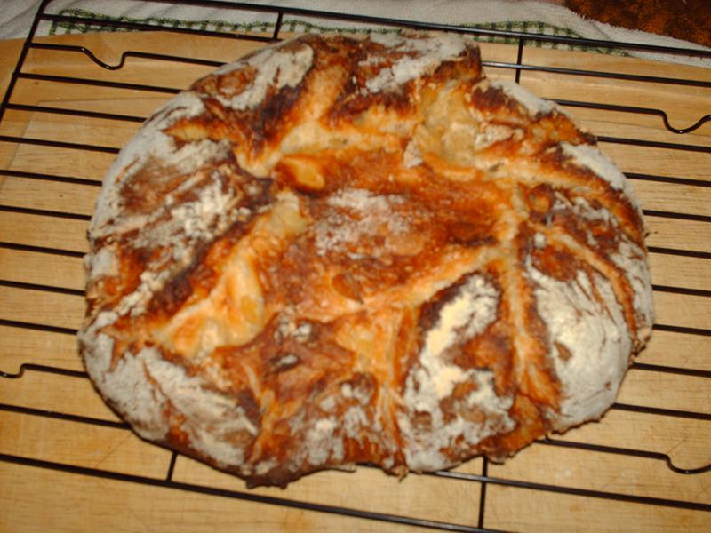 Ginger Brew Bread