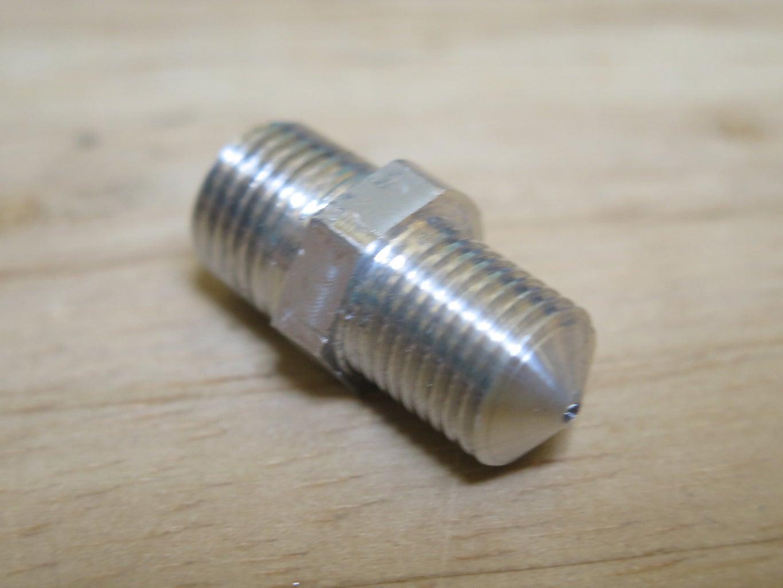 Aluminum Nozzle