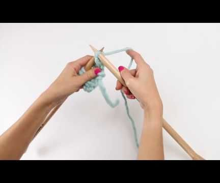How to bind off stitches