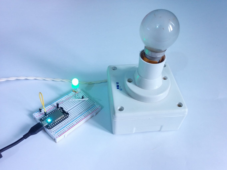 Taking Basic Electronics to the Internet (IoT)