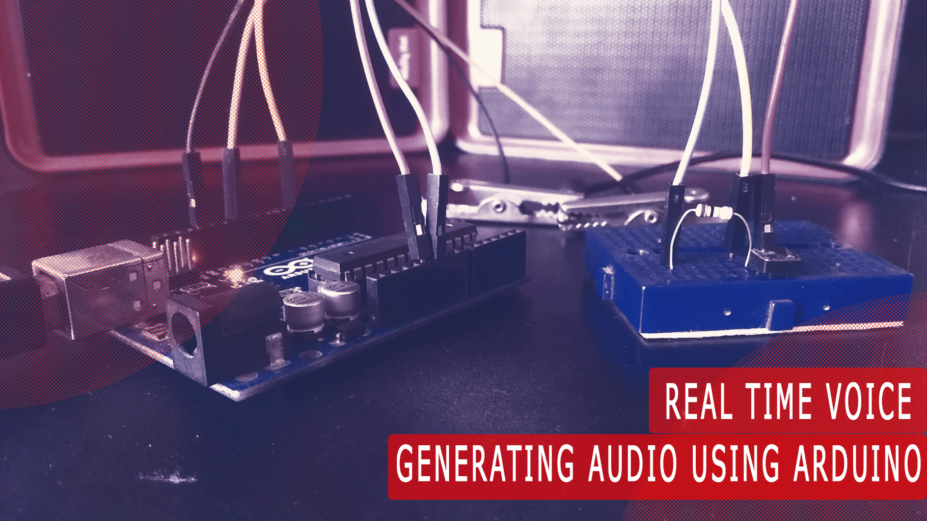 Generating Different Sounds From Movies Using Only Arduino