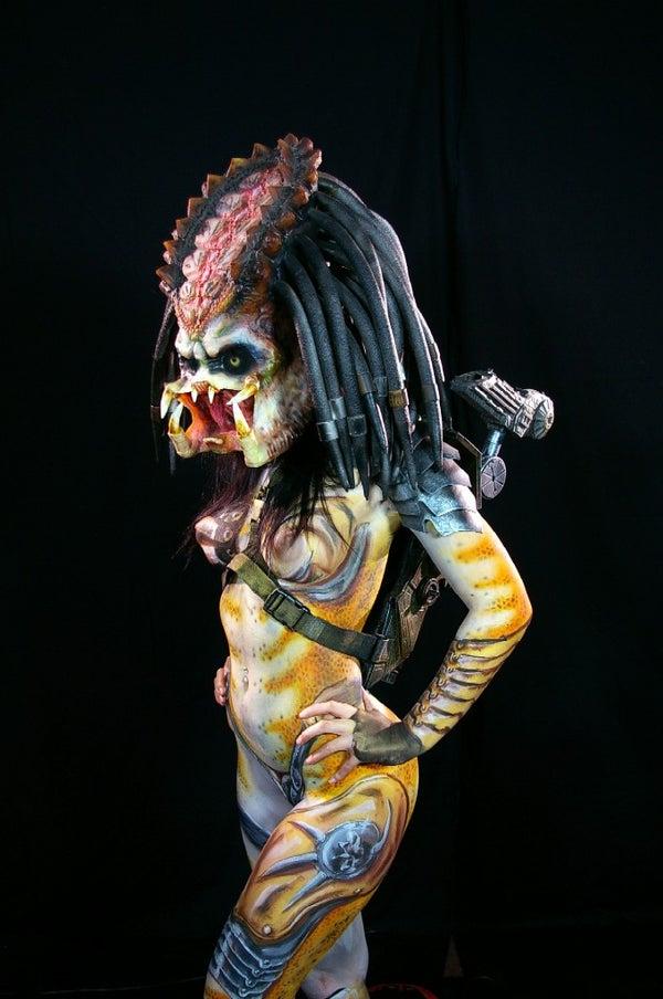 Foam Predator Mask