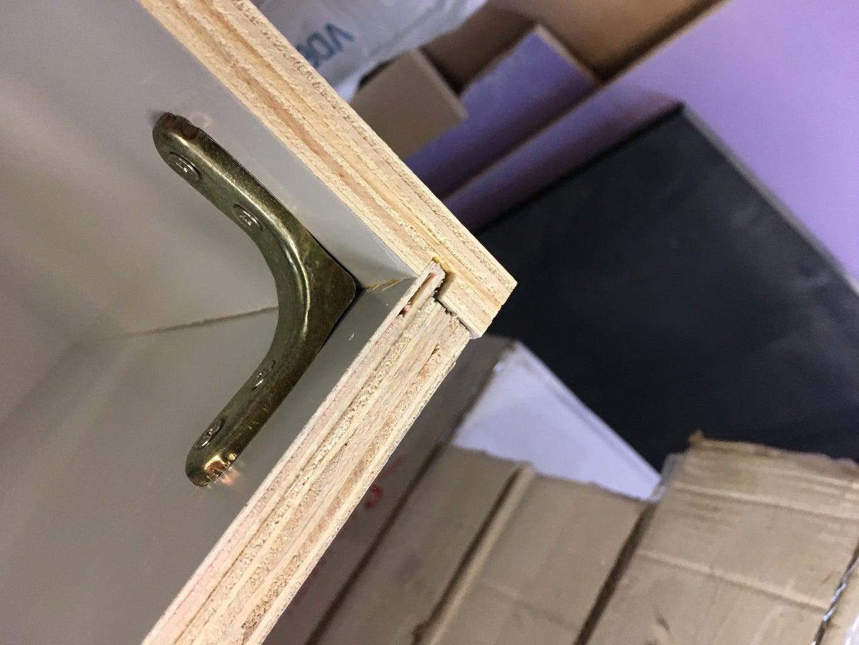 Assemble Cabinet Boxes