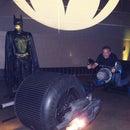 Build a Bat-Pod (out of junk)