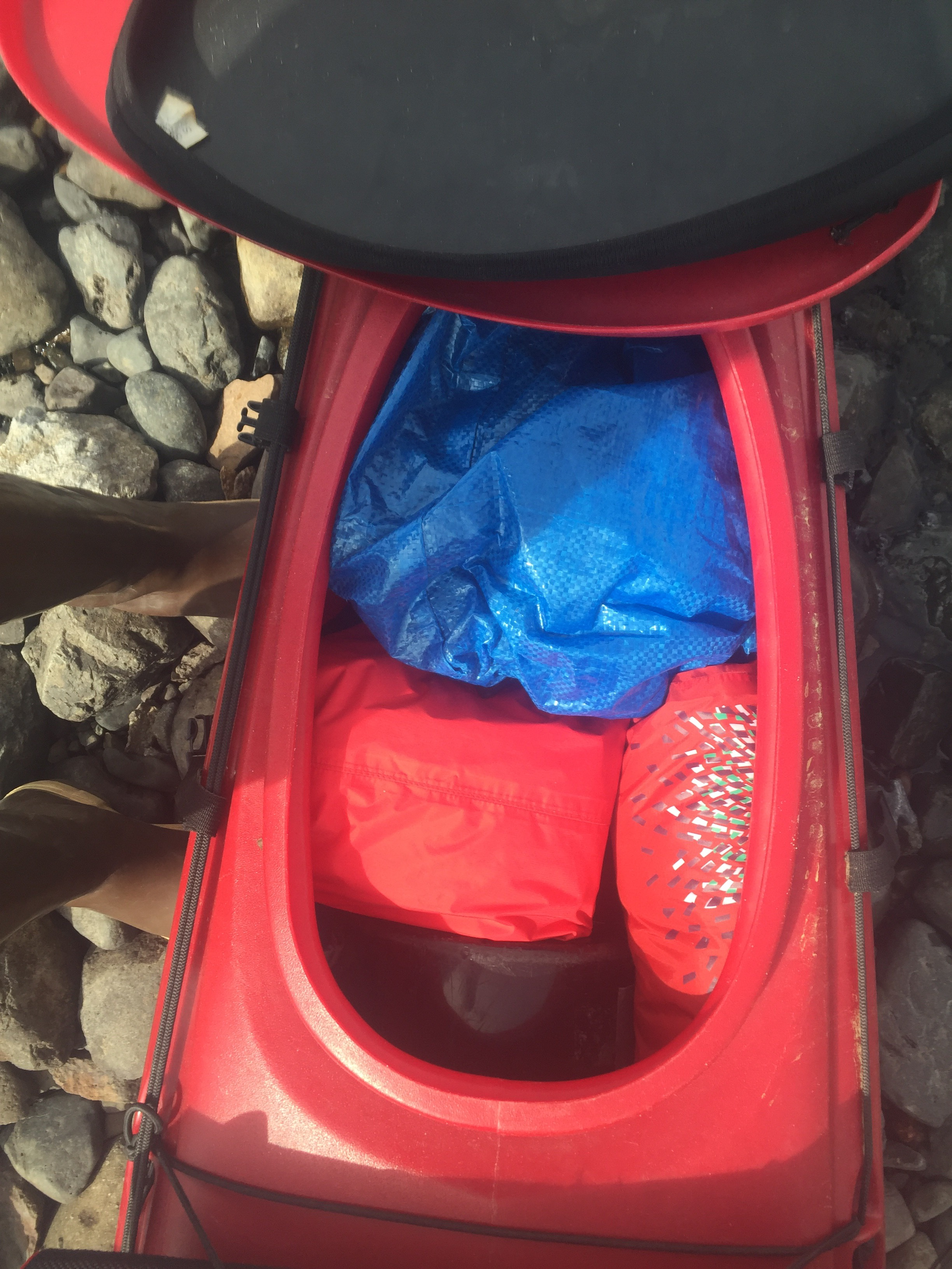 How to Pack a Sea Kayak