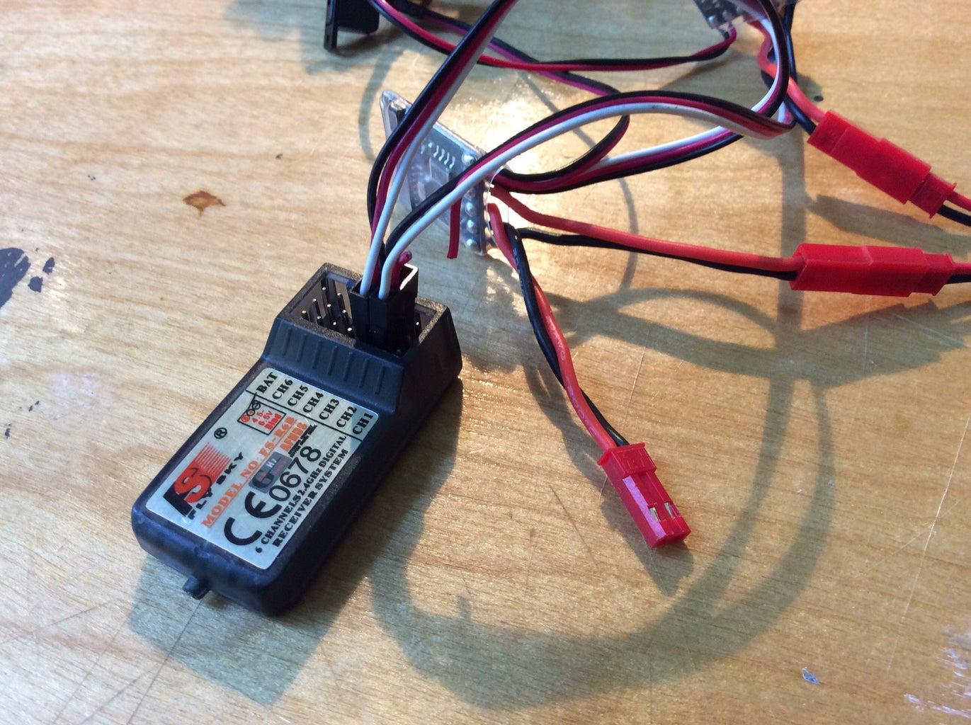 Assemble the Electronics