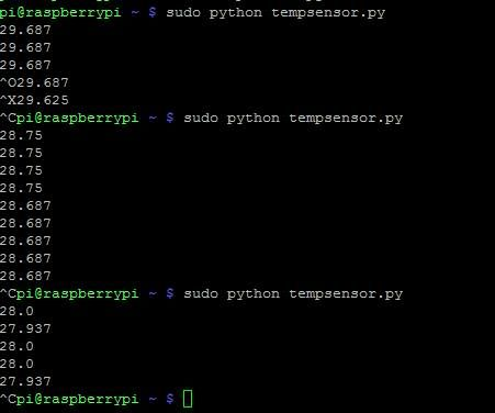 Read Temperature With DS18B20   Raspberry Pi 2