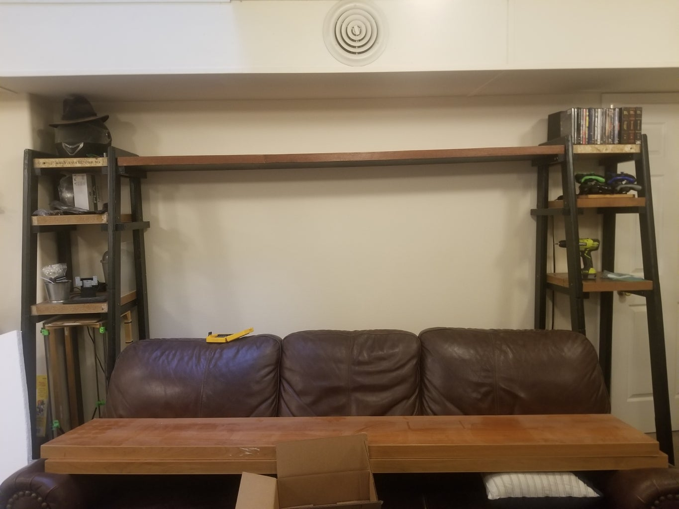 New Shelves With an Eidson Twist