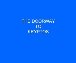HOW TO SOLVE SANBORN'S KRYPTOS: Part 6 - Kryptos Doorway
