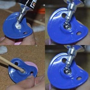 Step 5:Stick Neodymium Magnet