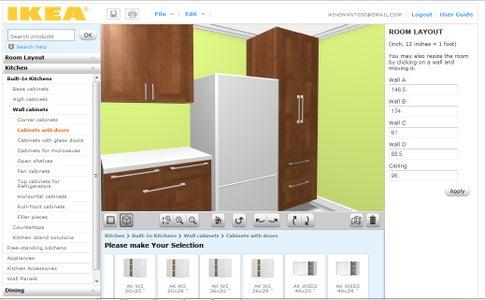 Ideal IKEA Kitchen