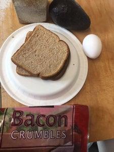 Avocado Toast...Untoasted