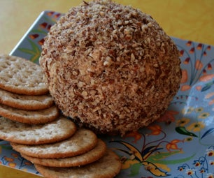 Holiday Cheese Ball With Sun-dried Tomatoes