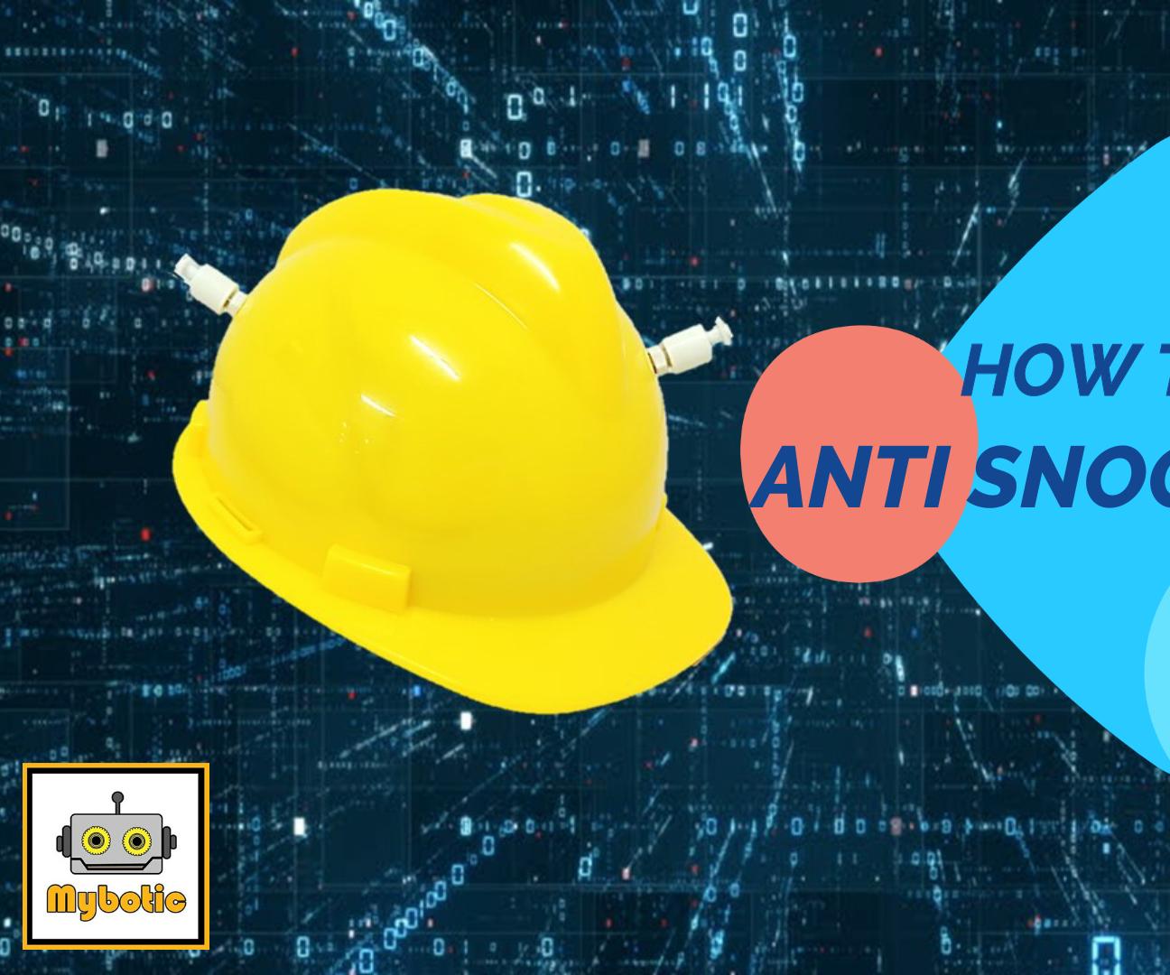 How to Make Anti Snooze Helmet