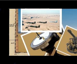 Operation Desert Storm Sun Compass