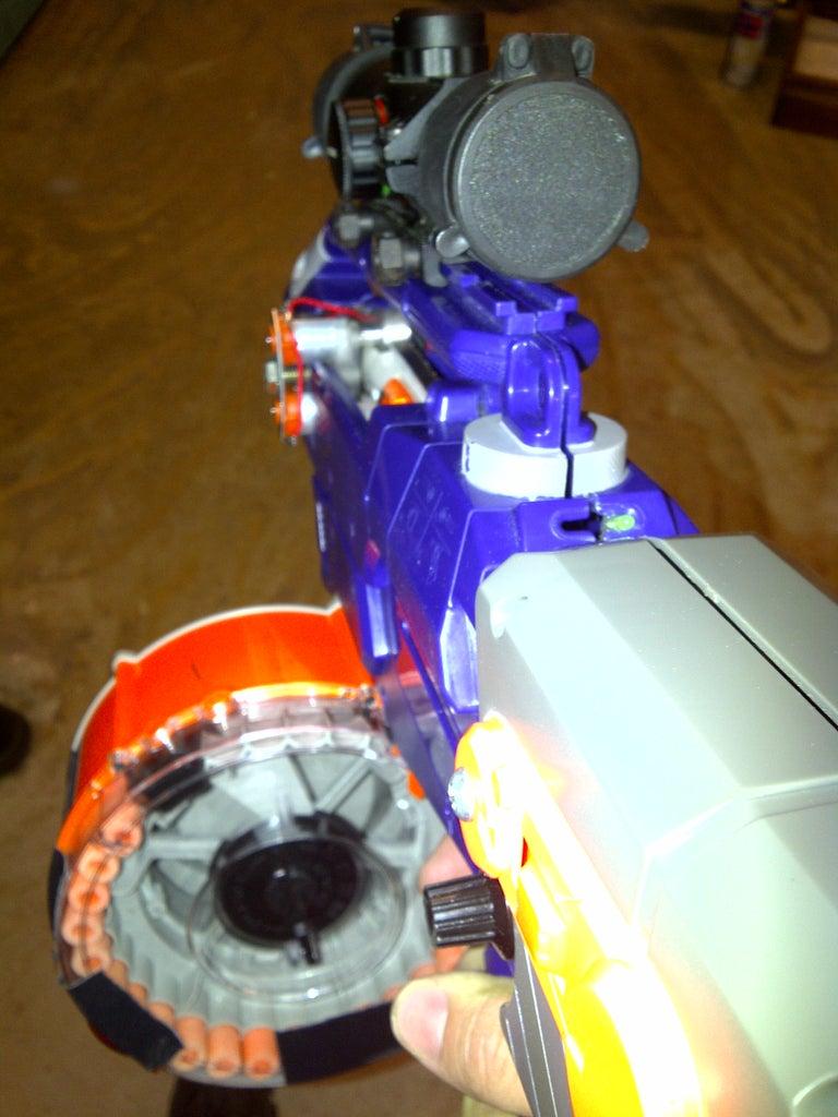 Semi-Auto Longshot 2