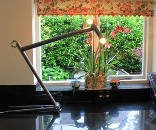 Bicycle Frame Lamp.