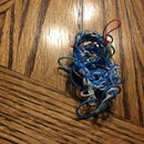 How To Make A Phone Charm On The Loom.