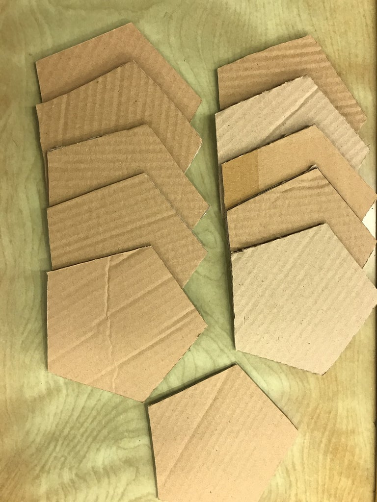 Cut the Cardboards