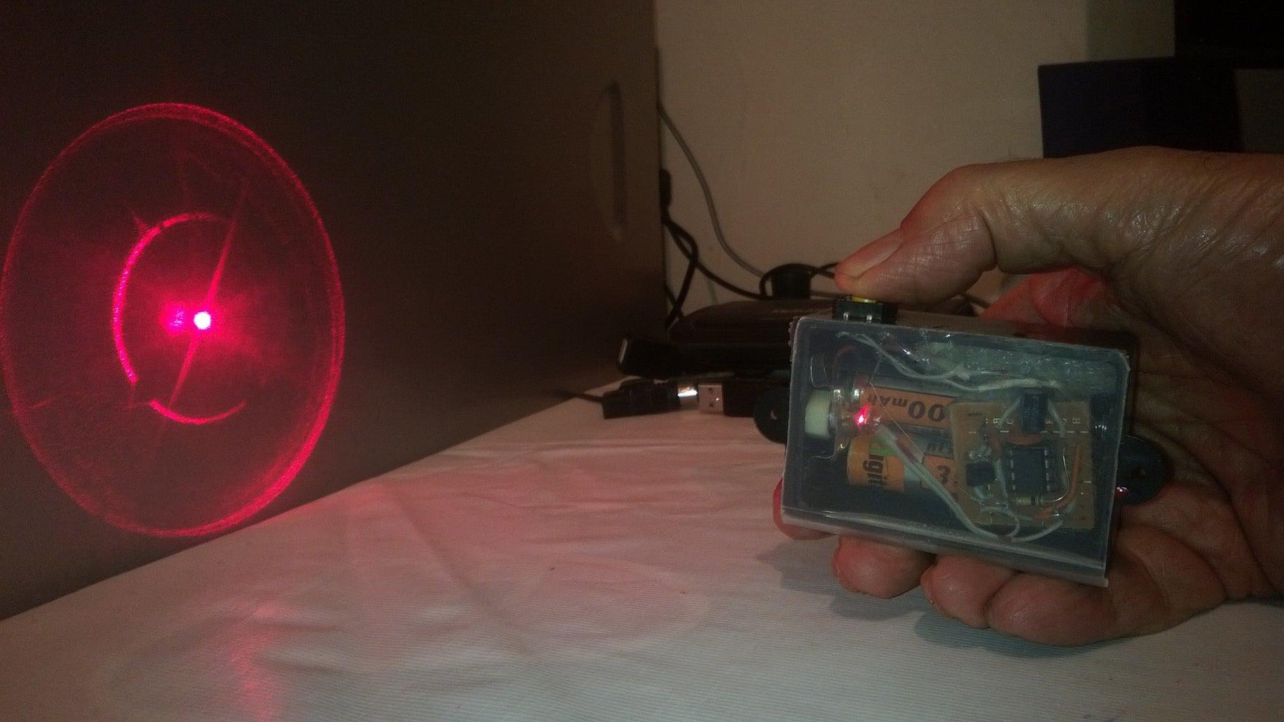 Weapon Laser