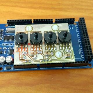 Arduino Throttle Body Syncronization Shield