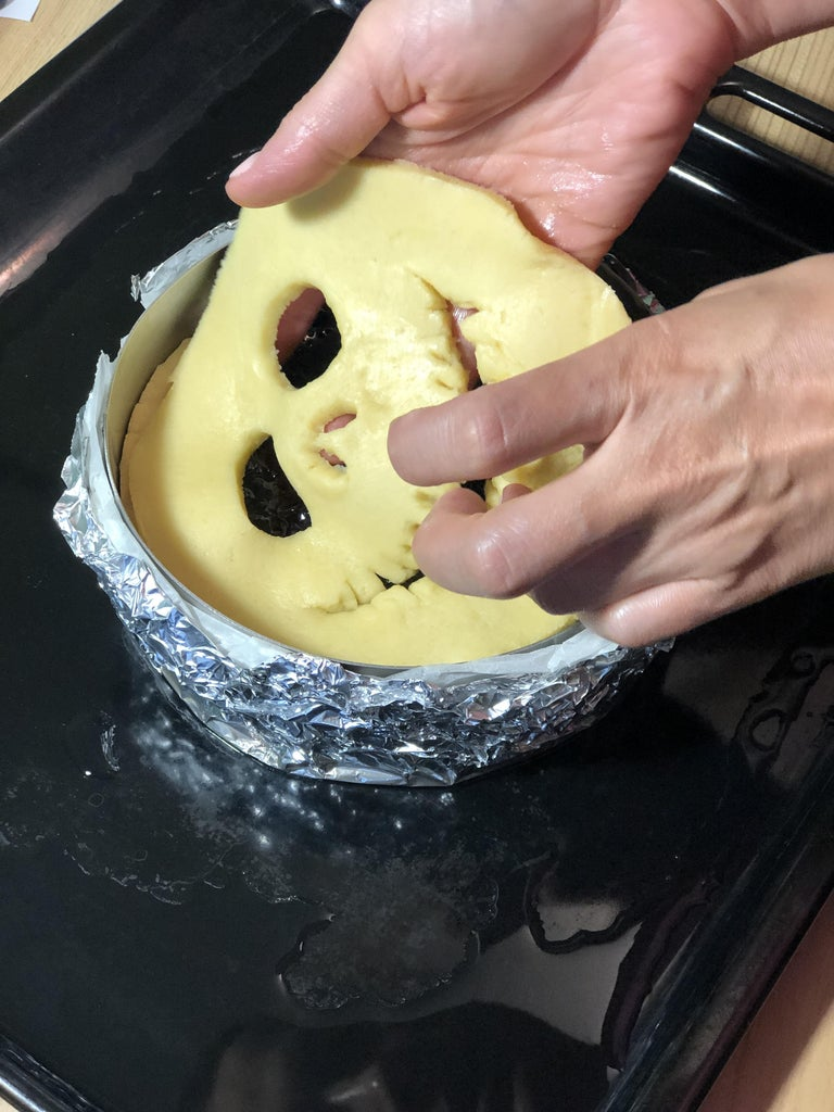 Putting the Face on the Pie