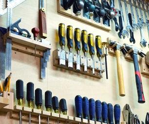 自定义工具墙