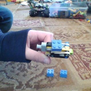 Mini Lego Gun