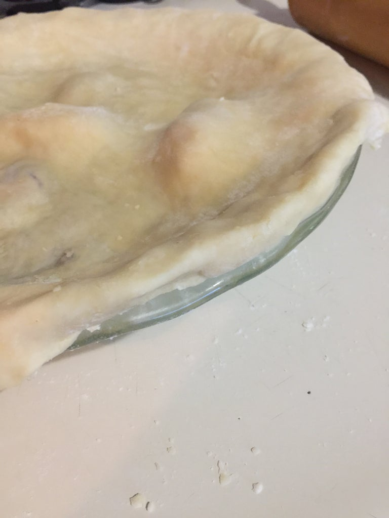 Creating Some Bone Structure and Top Crust!