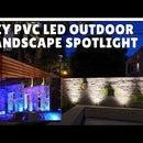 DIY PVC LED Landscape  SpotLight