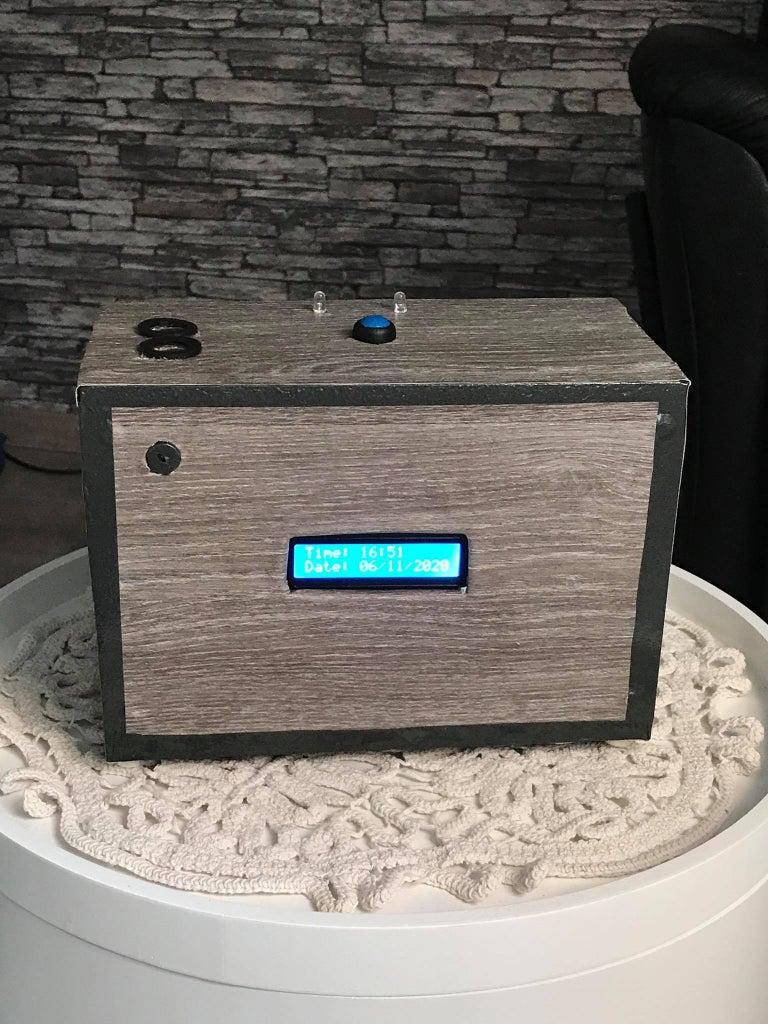 Smart Alarm Clock: a Smart Alarm Clock Made With Raspberry Pi