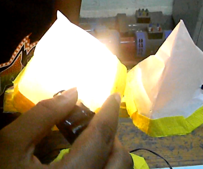 E-lamp