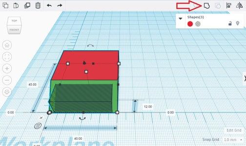 Designing Dustpan