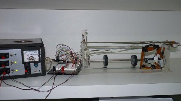 Homemade Arduino Printer