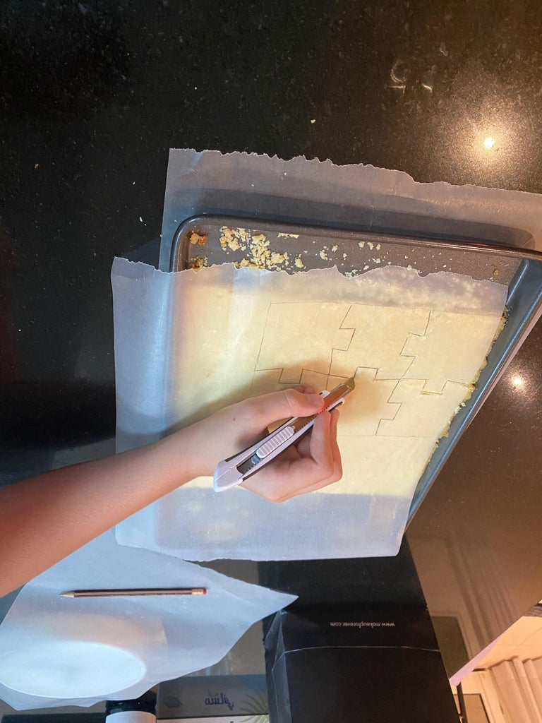 Cutting Out the Shapes of Your Puzzle