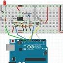 Medidor de capacitancia con el arduino y el op-amp 741