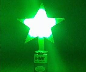 DIY LED Christmas Star